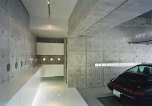 ガレージハウスⅡ 04